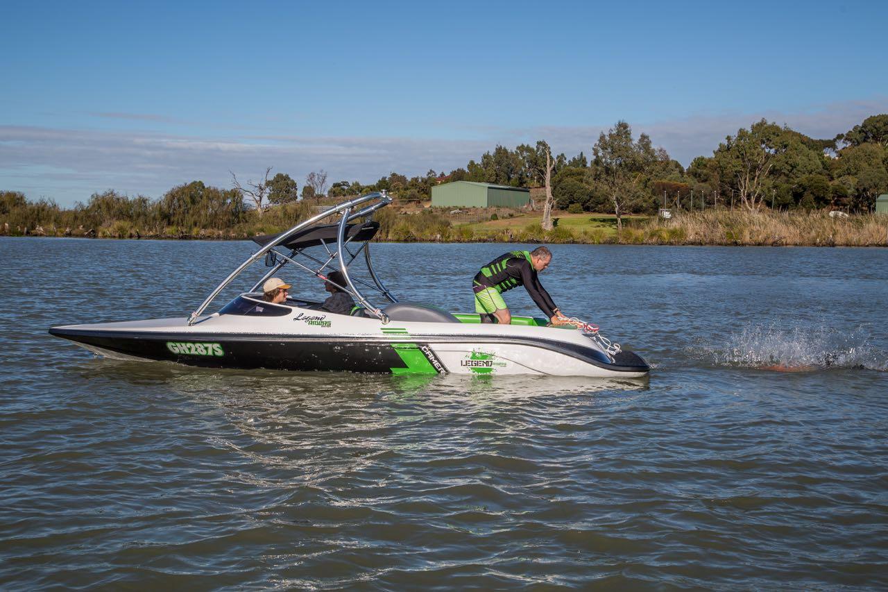 Legend Rider Edition Camero Ski Boats